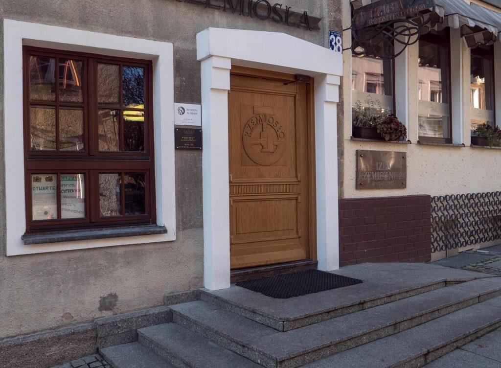 WCP Ulica Prosta 38