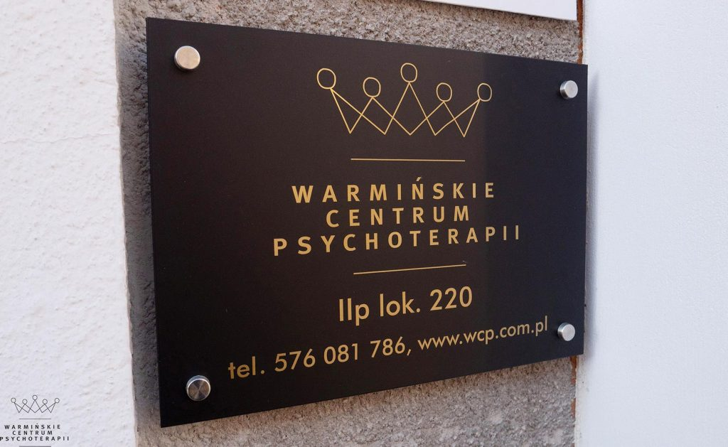 WCP Ulica Prosta 38 Tablica